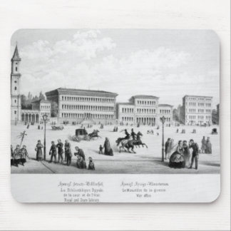 View of Munich, 1869 Mouse Pad