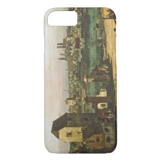 View of Munich, c. 1761 (oil on canvas) iPhone 7 Case