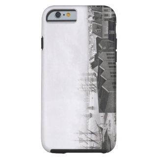 View of New Orleans taken from the Lower Cotton Pr Tough iPhone 6 Case