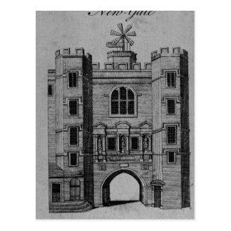 View of Newgate Postcard