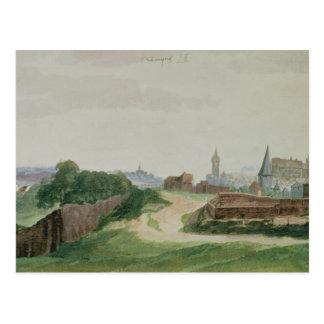 View of Nuremberg, 1496-97 Postcard