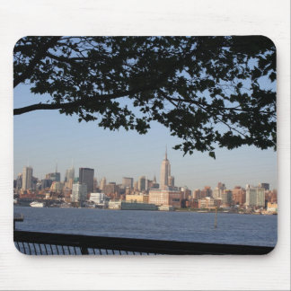 View of NYC - Mousepad
