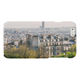 View of Paris From Montmartre Hill