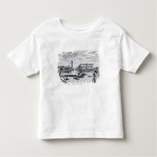 View of Piazza San Marco from the Bacino, Venice Tee Shirts