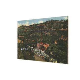 View of Richardson Springs Stretched Canvas Print