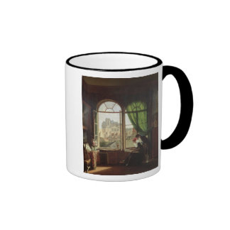 View of Saint-Eustache Church Coffee Mug