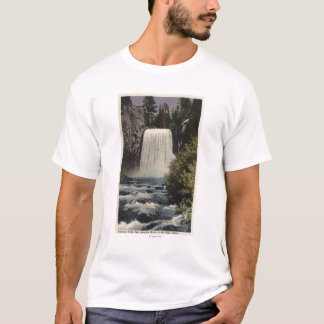 View of San Joaquin River & Rainbow Falls T-Shirt