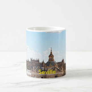 View of Seville Cathedral Coffee Mug