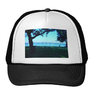 View Of South Perth From Nedlands Foreshore, Brigh Hats