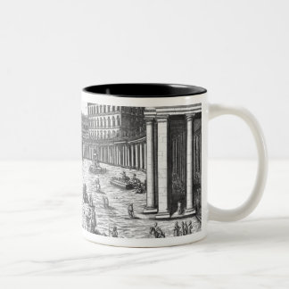 View of St Peter s Rome Coffee Mug