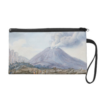 View of the Atrio di Cavallo between Somma and Ves Wristlet Purses