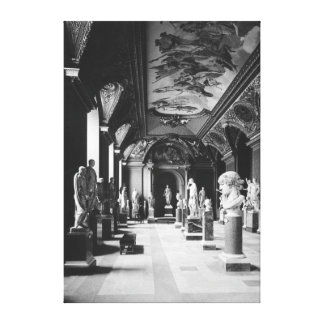 View of the Augustus room Canvas Print