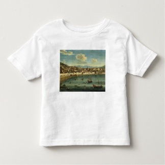 View of The Bay of Naples from the Bay of Chiaia ( Toddler T-Shirt