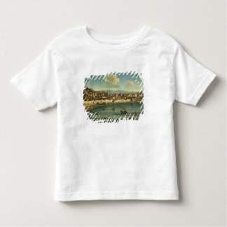 View of The Bay of Naples from the Bay of Chiaia ( Tshirts