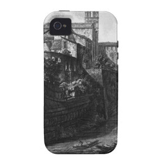 View of the Bridge Salary by Giovanni Battista Vibe iPhone 4 Case
