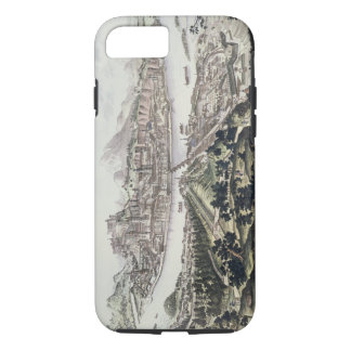 View of the Capital City and Fortress of Salzburg, iPhone 7 Case