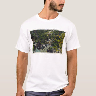 View of the Cave of Lost Souls Entrance T-Shirt