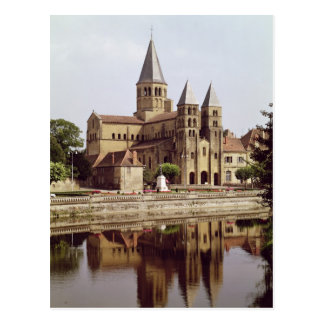 View of the Church of Notre-Dame Postcard