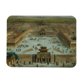 View of the City of Peking Taken from the South (e Rectangular Photo Magnet