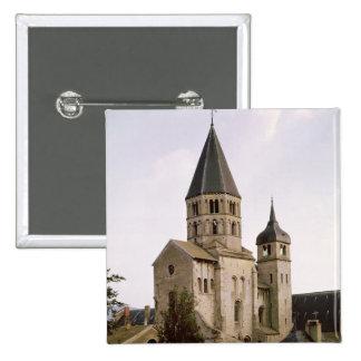 View of the Clocher de l Eau Benite Button