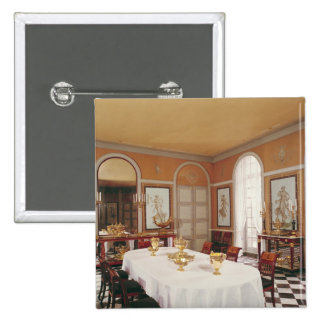 View of the dining room buttons
