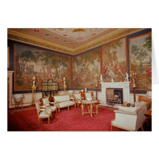 View of the drawing room card