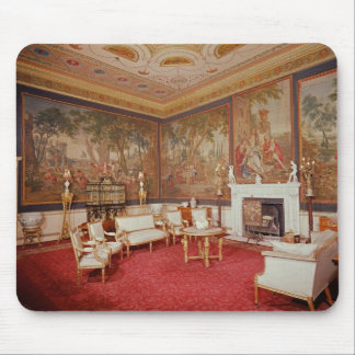 View of the drawing room mouse pad