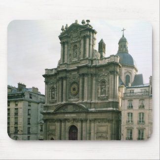 View of the facade, built 1627-41 mouse pad