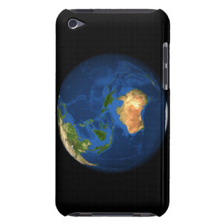 View of the full Earth showing Indonesia, Ocean iPod Case-Mate Cases