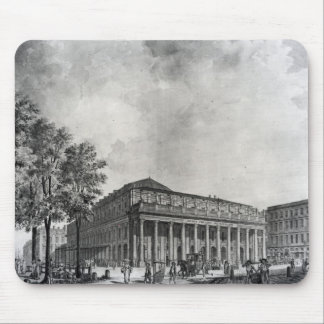 View of the Grand Theatre, Bordeaux Mouse Pad