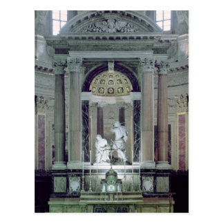 View of the High Altar Postcard
