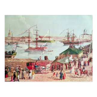 View of the Isaac Bridge Postcard