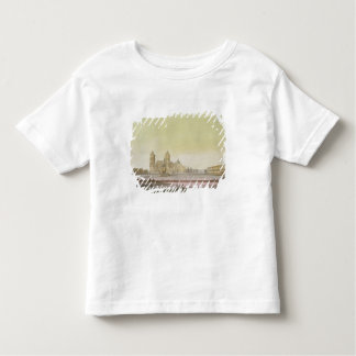View of the main square in Mexico City (colour eng Toddler T-Shirt
