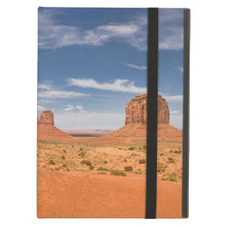 View of the Mittens, Monument Valley iPad Air Case