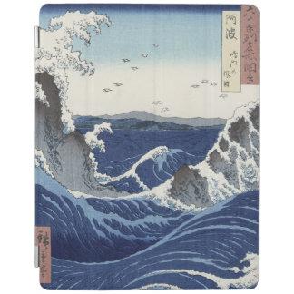 View of the Naruto whirlpools at Awa iPad Cover
