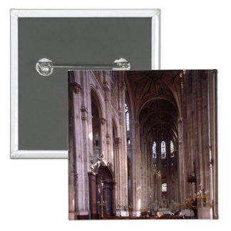 View of the nave 1578-1637 pinback buttons