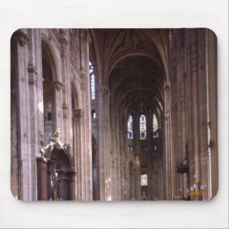 View of the nave, 1578-1637 mouse pad
