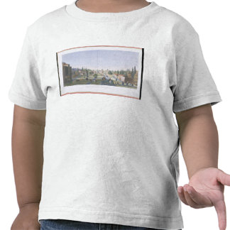 View of the Outer Courtyard of the Seraglio, Topka T Shirt