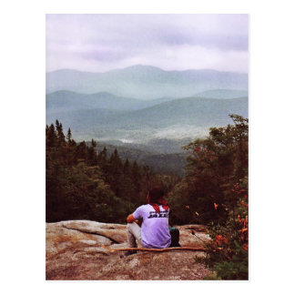 View of the Pemigewasset Wilderness Postcard
