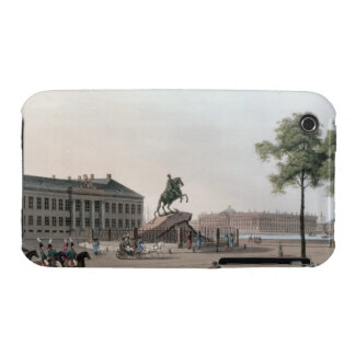 View of the Place of Peter the Great and the Senat iPhone 3 Cover