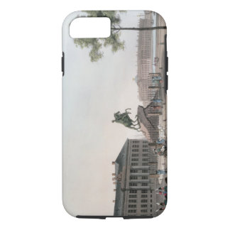 View of the Place of Peter the Great and the Senat iPhone 7 Case