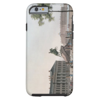 View of the Place of Peter the Great and the Senat Tough iPhone 6 Case