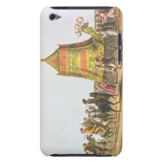View of the Procession of the Sacred Camel prepara iPod Touch Cases