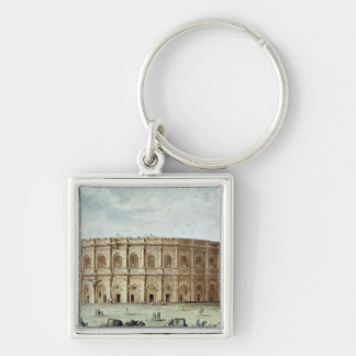 View of the Roman Amphitheatre Key Ring