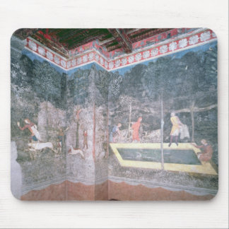 View of the Stag Room, 1343 Mouse Pad