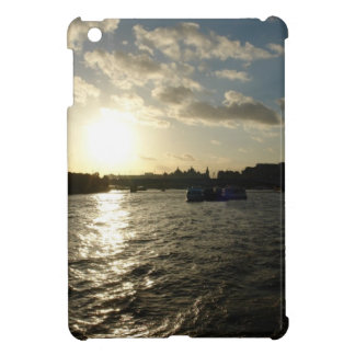 View of the Thames at sunset Case For The iPad Mini