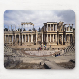 View of the theatre, begun 24 BC (photo) 3 Mouse Pad
