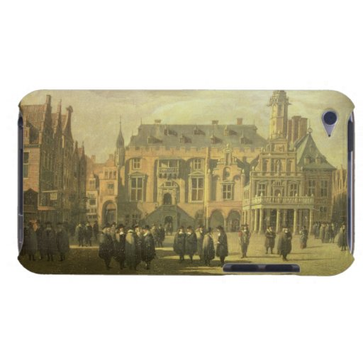 View of the Town Hall in the Market Square of Haar iPod Touch Covers