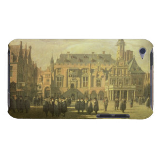 View of the Town Hall in the Market Square of Haar iPod Case-Mate Cases