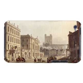 View of the Town Hall, Market and Abbey Church, fr iPod Touch Cover